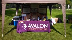 Avalon table